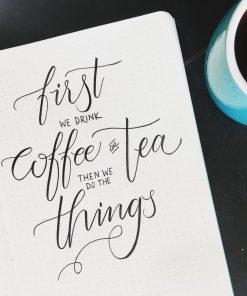 Koffie & Thee kadootjes